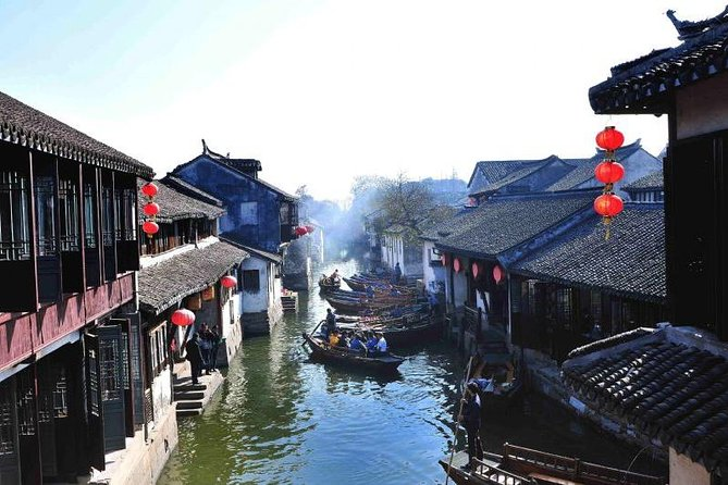 MÁS FOTOS, Private Suzhou and Zhouzhuang or Tongli Tour from Shanghai