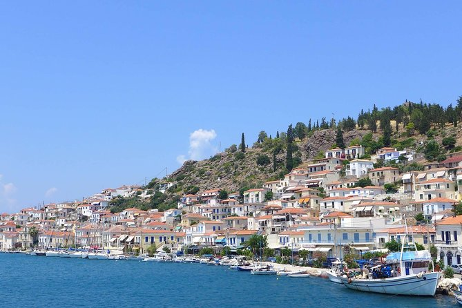 One Day Cruise to Hydra - Poros - Aegina from Athens, Atenas, Grécia
