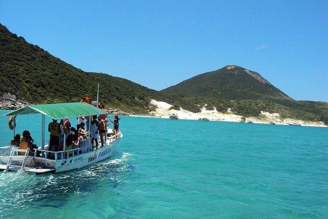 Excursão privada: viagem de um dia a Arraial do Cabo saindo do Rio de Janeiro, Rio de Janeiro, BRASIL