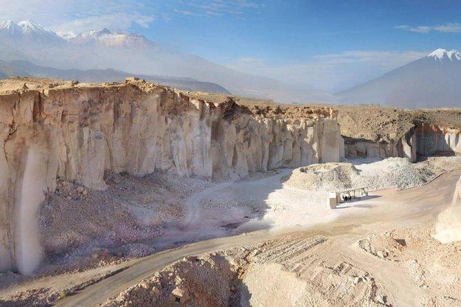 sillar route, Arequipa, PERU
