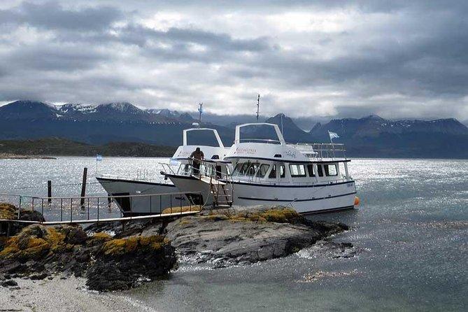 Excursión en barco por el canal Beagle con salida desde Ushuaia, Ushuaia, ARGENTINA