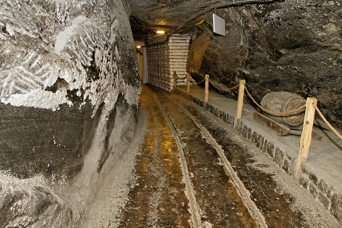 MAIS FOTOS, Auschwitz and Wieliczka Salt Mine One Day Private Tour with 4Travellers