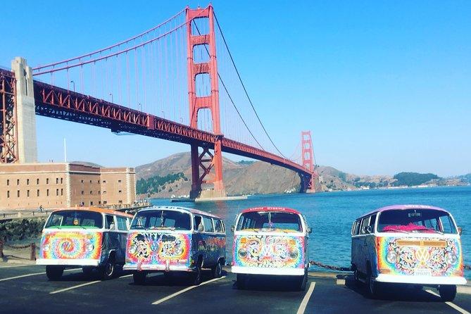 Tour privado del amor en San Francisco, San Francisco, CA, ESTADOS UNIDOS