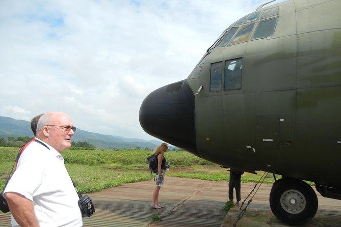 DMZ Full Day Tour: Vinh Moc Tunnels & Khe Sanh Combat Base, Hue, VIETNAM
