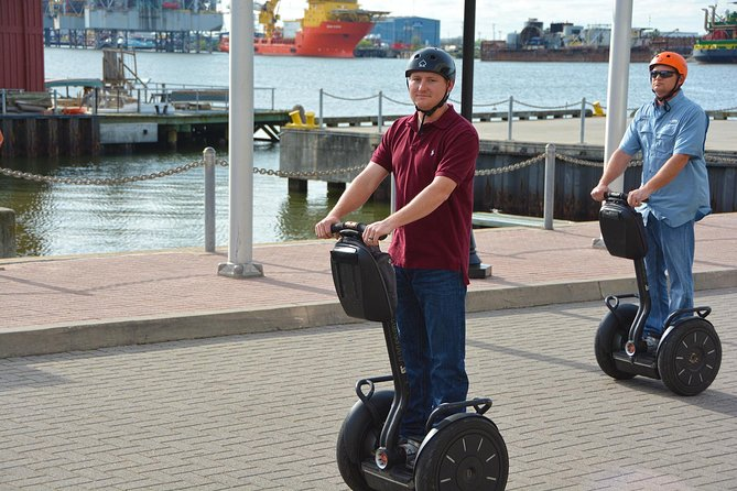This Segway tour is designed for people who just want to experience the joy of a great ride without being told stories or history along the way.