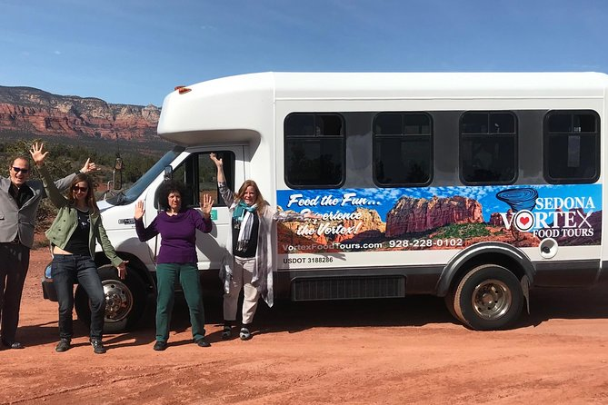 Sedona Fun Bus, Sedona y Flagstaff, AZ, ESTADOS UNIDOS