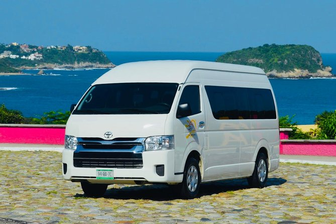 Transfer to Salina Cruz Surf Camps from Huatulco International Airport (HUX), Huatulco, MEXICO