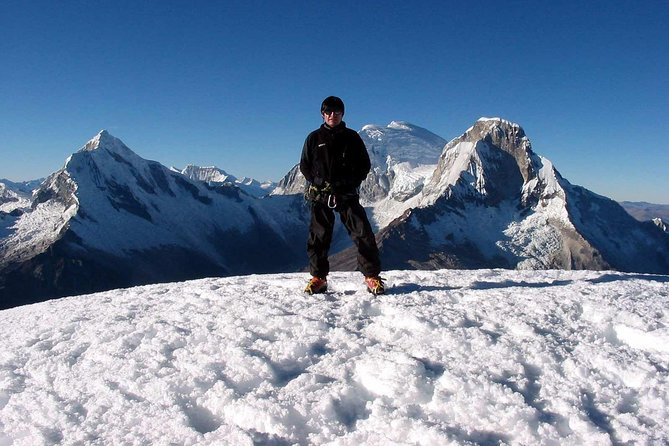 Classic Santa Cruz Trek & Pisco Mountain Climbing – 8 days, Huaraz, PERU
