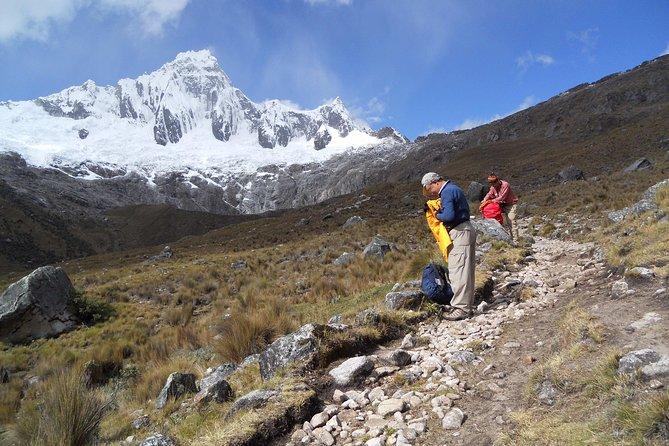 Expedition Santa Cruz Trek, Climbing Pisco and Chopicalqui - 12 Days, Huaraz, PERU