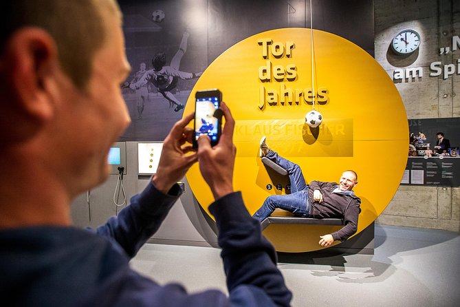 Skip the Line: German Football Museum in Dortmund Admission Ticket, Dortmund, Alemanha