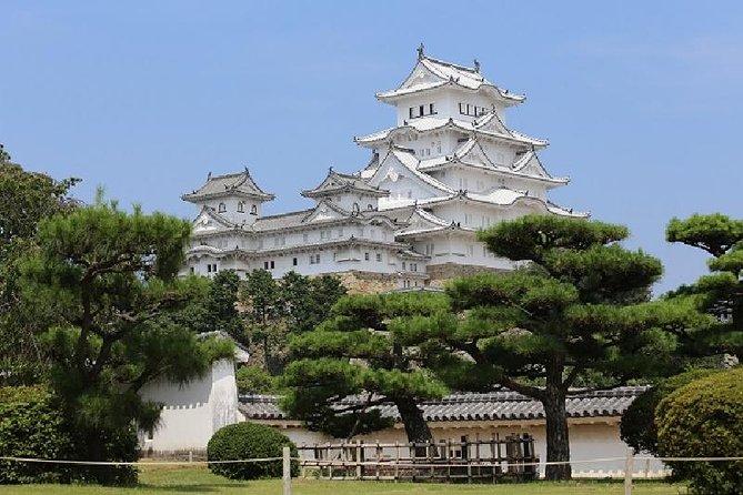 World Heritage of Himeji Castle and Akashi Kaikyo Bridge walking tour from Osaka, Osaka, JAPAN
