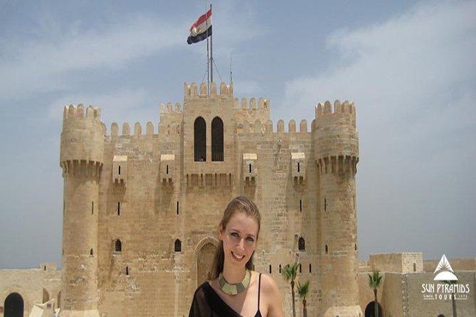 Tour to Alexandria from Cairo by Car, Alejandria, EGIPTO