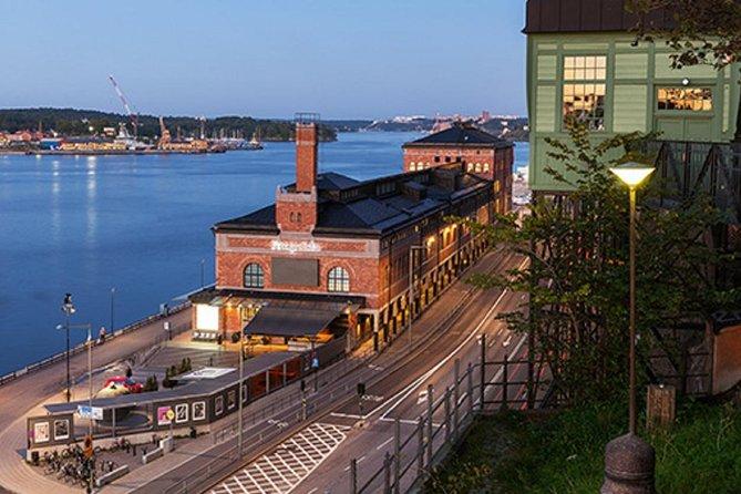 Passe de Estocolmo, Estocolmo, Suécia