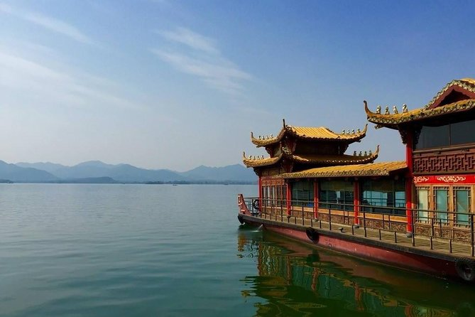 Hangzhou Private Customized Day Trip from Shanghai by Bullet Train, Shanghai, CHINA