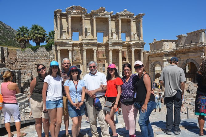 Private Day Tour of Ephesus From Kusadasi, Kusadasi, TURQUIA