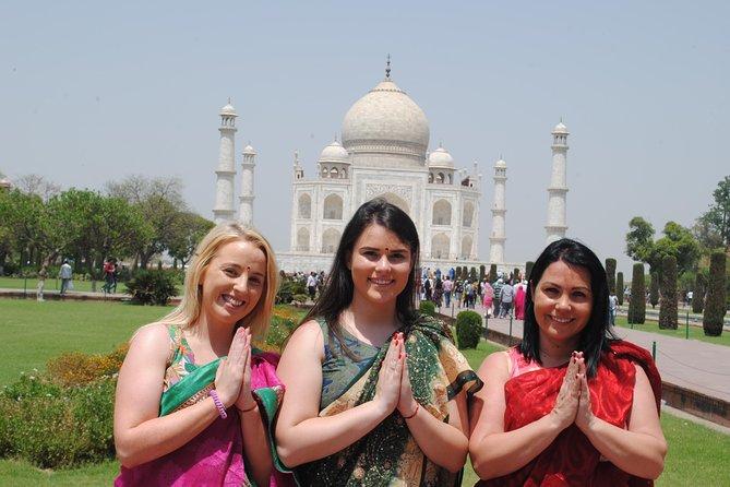 Same Day Taj Mahal, Agra Tour from Jaipur, ,
