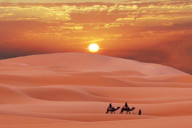 Fez Desert tour 2 Days 1 Night (Fez-Merzouga-Fez), Fez, MARROCOS