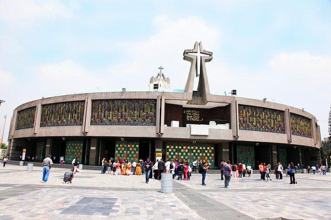 COMBO - Mexico city tour + Guadalupe Shrine & Teotihuacan Pyramids (2 days), Guadalajara, MEXICO