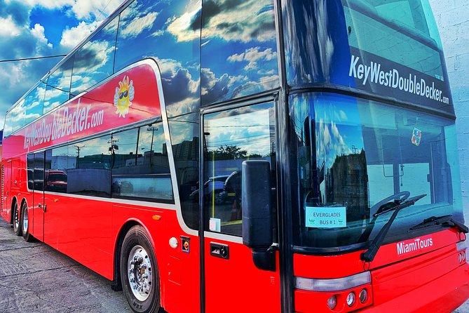 Recorrido en autobús de Miami a Cayo Hueso, Cayo Hueso, FL, ESTADOS UNIDOS
