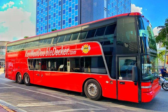 Recorrido en autobús de Miami a Cayo Hueso, Miami, FL, ESTADOS UNIDOS