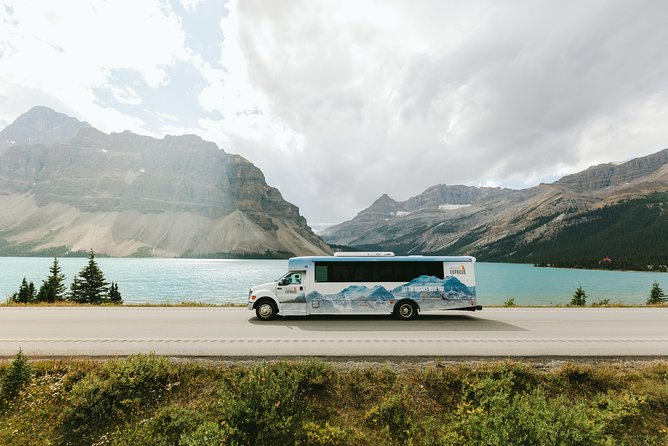 Shared Arrival Transfer: Calgary Airport to Alberta Hotels, Jasper, CANADA