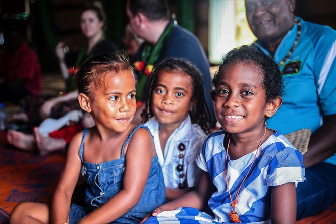 Experience the Fijian way of life... and let yourself be immersed in our relaxed & friendly culture<br><br>Meet the local indigenous kids in their village school...<br><br>And much more...