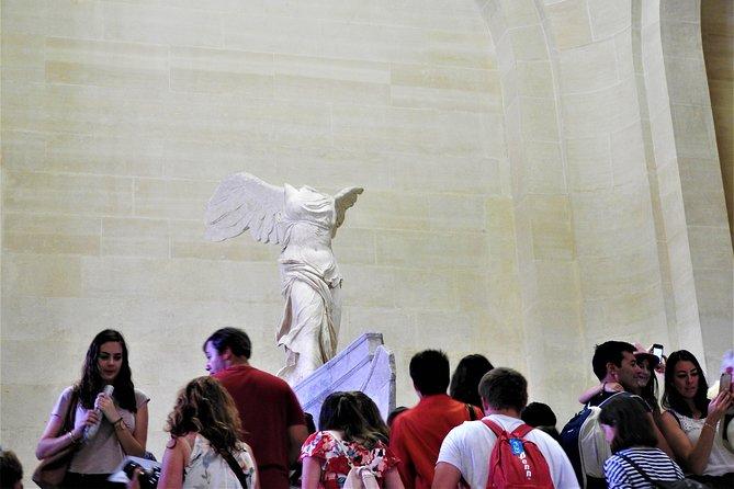 Louvre Museum Guided Tour, Paris, FRANCE