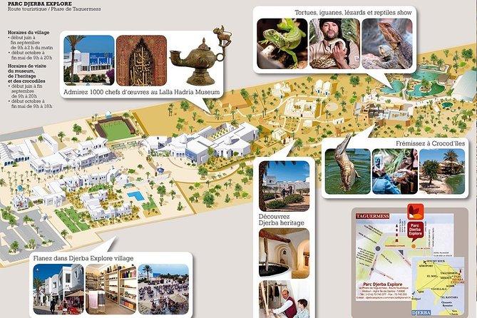 Skip the Line: Djerba Explore Park Admission Ticket, Yerba, TUNEZ