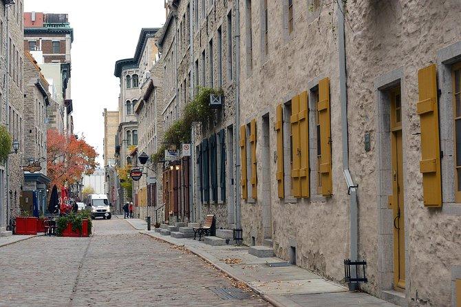 Escapada de un día a Quebec y las cataratas de Montmorency desde Montreal, Montreal, CANADA