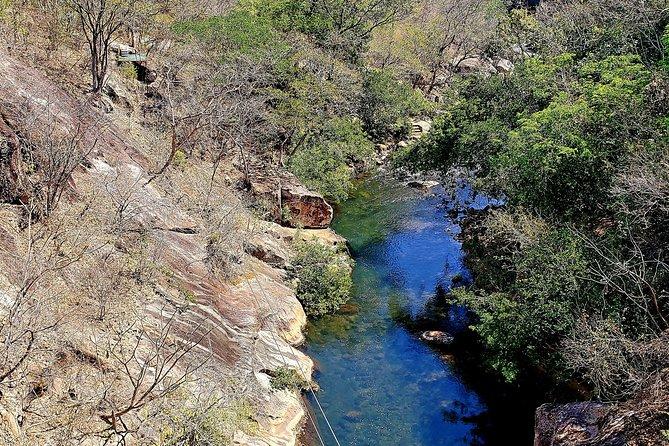 Horseback Riding, Zipline Rappel, Rock Climbing, Rafting and Hot Springs, Tamarindo, COSTA RICA