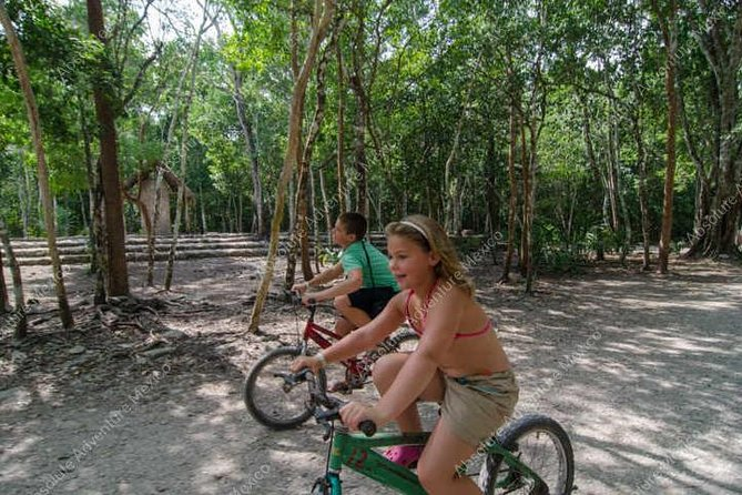 Private archaeological tour to Coba and Tulum Mayan ruins, Tulum, MÉXICO