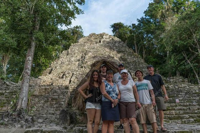 Private tour to Coba Ruins and Swim in Cenote, Tulum, Mexico