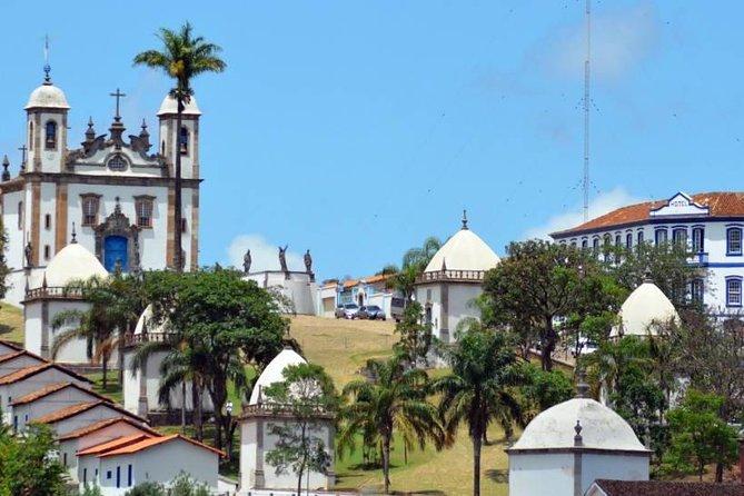 Congonhas City Tour, Belo Horizonte, BRASIL
