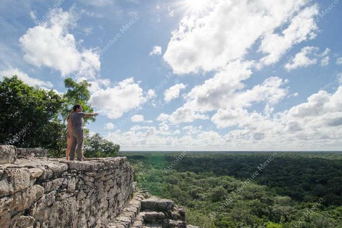 Private tour to Coba Ruins and Swim in Cenote, Tulum, MÉXICO