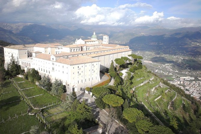 WWII BATTLEFIELDS: Battle of Montecassino Shore Excursion from Civitavecchia, Gaeta, ITALY