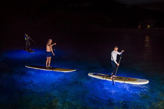SUP Academy Javea brings you the ultimate new way to enjoy your favourite outdoor adventure long after the sun goes down. Evenings provide extended playtime and a new dimension of fun, which is rarely explored. By lighting the water from the bottom of your board you can create a whole new paddling experience revealing the magic of the water beneath you. So light up and let the thrill and mystery begin!<br><br>Combine Javea`s sensational sunsets with an idyllic evening glow stand up paddle board excursion.The innovative and durable waterproof lighting systems were built and designed for rugged underwater use. Increased visibility also provides an added safety benefit. This will be a night to remember, especially at Full Moon…<br>