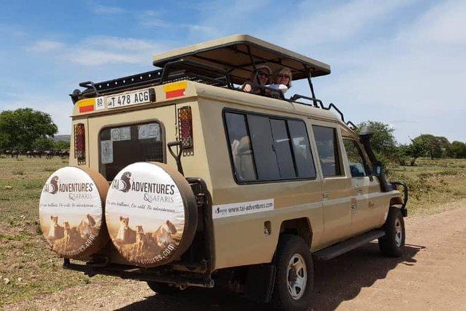 This 'Northern Adventure' lets the visitors enjoy game drive safari in Tarangire, Ngorongoro crater and the Serengeti National Park.