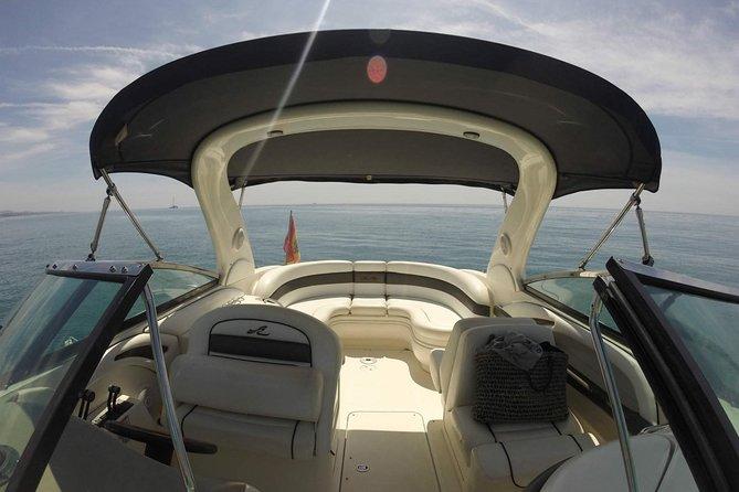 Private boat trip from Puerto Banus (Marbella), Malaga, ESPAÑA