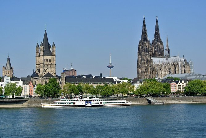 Private Full Day Sightseeing tour to Cologne Germany from Amsterdam, Amsterdam, HOLANDA