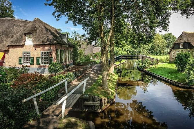 Private Sightseeing Tour to Giethoorn incl. skip the line from Amsterdam, Amsterdam, HOLANDA