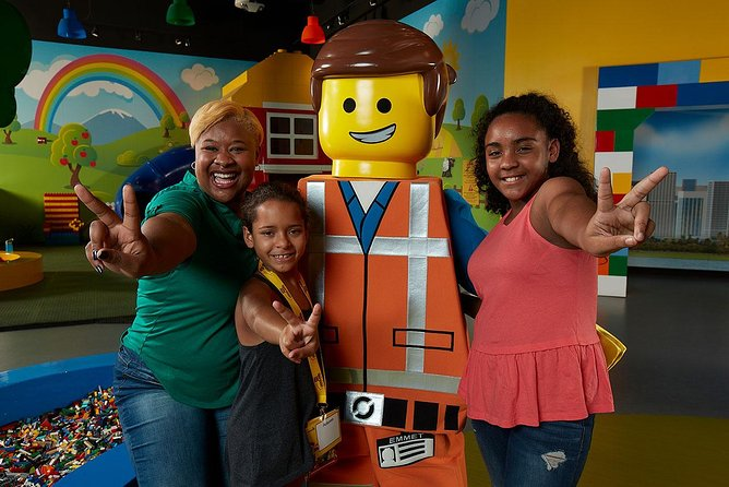 LEGOLAND Discovery Center San Antonio Admission Ticket, San Antonio, TX, ESTADOS UNIDOS