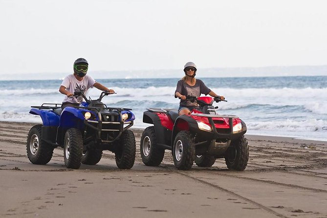 This 3-hour quad bike excursion in Djerba Island will be adapted to your experience level. You will drive in the villages before arriving at the beach and Laguna.<br><br>This quad biking excursion will take you along small passages winding through a village of eucalyptus and prickly-pears in the heart of wonderful landscapes. All drives are performed with high-quality equipment for optimal security. You will also have a guide with you throughout the tour.<br><br>Quad biking in Djerba Island guarantees only positive emotions and unforgettable impressions. Make sure to prepare for the most memorable experience of your life.