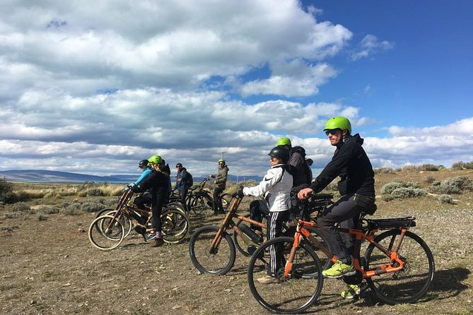 Bambú Bike tour autoguiado por El Calafate y alrededores, El Calafate, ARGENTINA