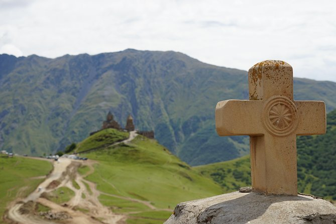 Travelling to Georgia is incomplete without a trip to Stepantsminda, one of the most amazing nature and landscape in Georgia.<br><br>Caucasus Mountains Tour<br><br>Sight-seeing along the Georgian Military Highway<br><br>A stop at the 13th Century Ananuri Castle<br><br>A visit to Friendship Monument Gudauri<br><br>Magnificent view from the famous Gergeti Trinity Church.<br>