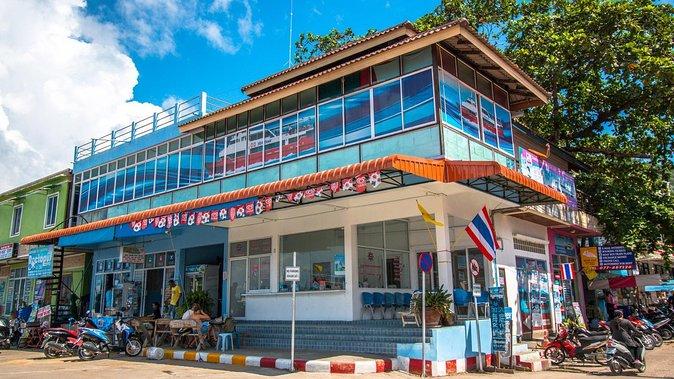 Koh Tao to Phuket by Seatran Discovery Ferry and Phantip Coach, Ko Tao, TAILANDIA