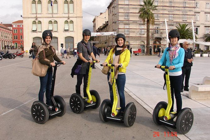 Travel through Split and see the essential sites on a 2-hour ride through town with your very own Segway. Learn the interesting history of the city with a live guide as you move through the city past the National Theater, Diocletian's Palace, and more!