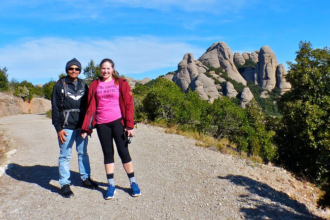 Hiking Montserrat is a unique experience and a different way to admire the landscape of this unique mountain and get a feel of it. See Montserrat as never before.