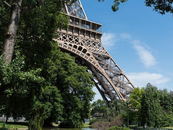 Guided Eiffel Tower Tour by Elevator with Optional Summit Access Upgrade, Paris, FRANCE