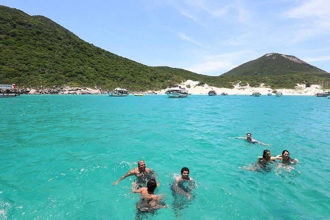 Excursion privada: Excursión de un dia a Arraial do Cabo desde Rio de Janeiro, Rio de Janeiro, BRASIL