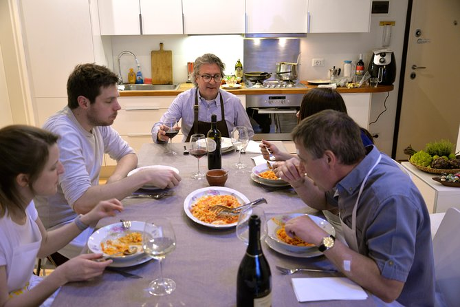 Live an authentic culinary experience in Umbria. Learn to cook traditional homemade tagliatelle and tortelli with a friendly local chef.